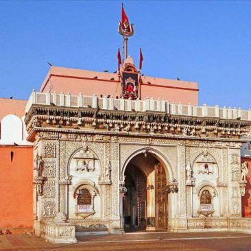 The Rat Temple of Rajasthan-Karni Mata