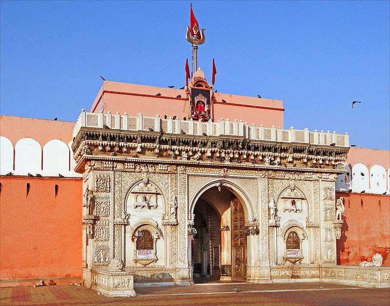 The Rat Temple of Rajasthan-Karni Mata