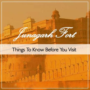 Things to know before you visit Junagarh Fort