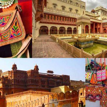 Junagarh Bikaner Fort and the Bazaar!