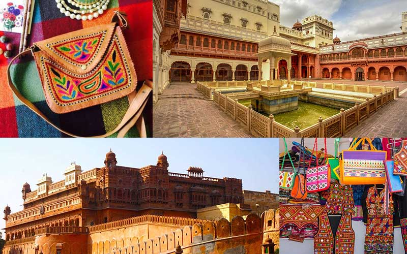 Junagarh Bikaner Fort and the Bazaar!